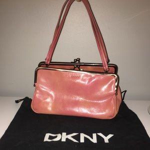 DKNY small clutch handbag